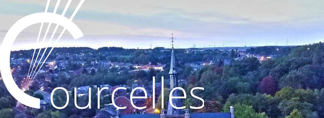 La Commune de Courcelles dévoile sa nouvelle identité graphique